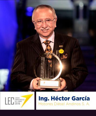 Director de Modasa es reconocido como Líder Empresarial del Cambio 2019