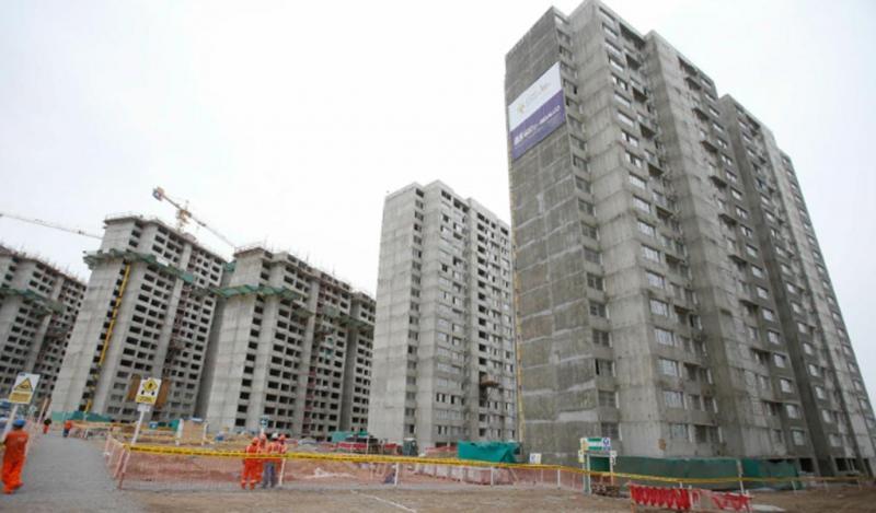 Capeco: Empresas rebajaron estimado de crecimiento del sector construcción