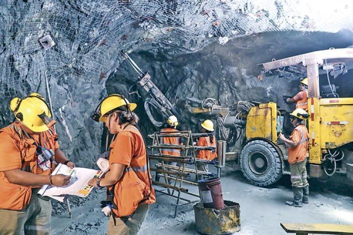 Ica lideró inversiones en el primer bimestre en el sector minero