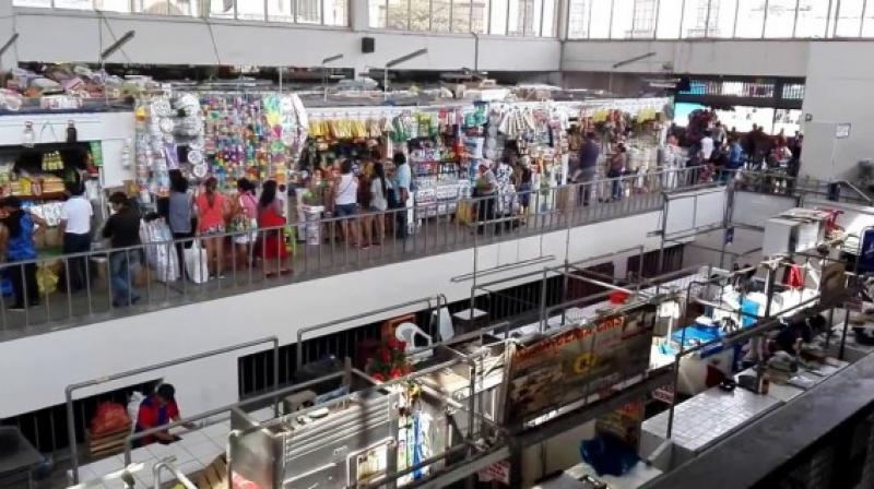 Muñoz pretende convertir Mercado Central en un centro comercial