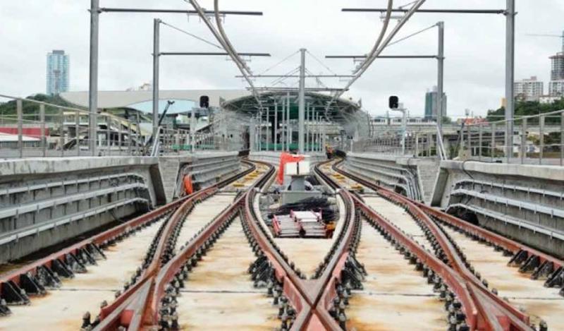 FCC finaliza la Línea 2 del Metro de Panamá