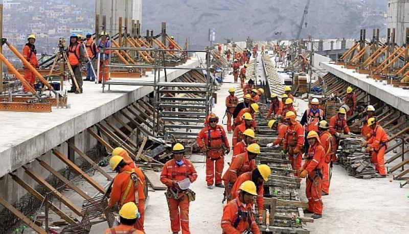 Construcción tendrá un papel importante en la recuperación de la inversión pública