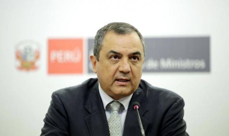 MEF: Ministro Oliva señala que Ley Anticorrupción permitió reordenar sector construcción