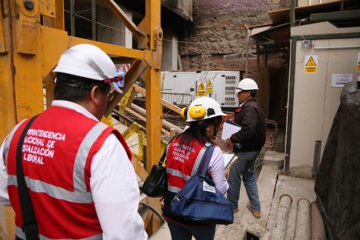 Sunafil ejecutará plan para erradicar informalidad del sector Construcción