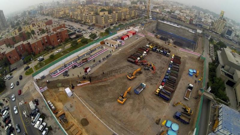 MVCS: se presentaron 5 carteras de proyectos de construcción