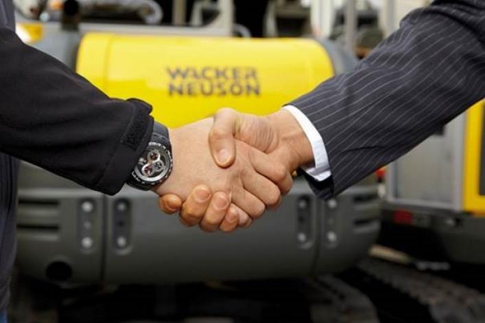 Wacker Neuson lanza canal oficial de Facebook para Latinoamérica