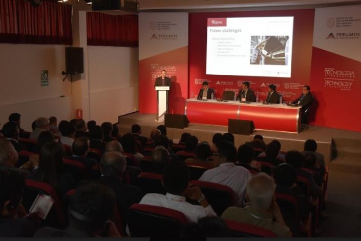 Perumin: Foro TIS congregará  a 800 profesionales de la industria minera