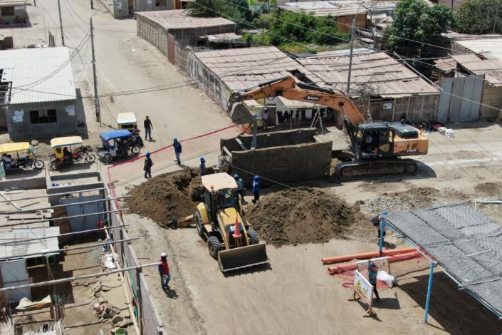 Monto transferido a Reconstrucción con Cambios alcanza los S/ 9,250 millones