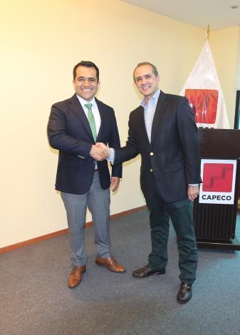 CAPECO: Eligen presidente del nuevo Consejo Directivo