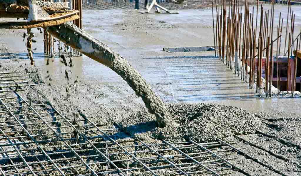 El cemento autocurado afirma que detiene las grietas durante la perforación