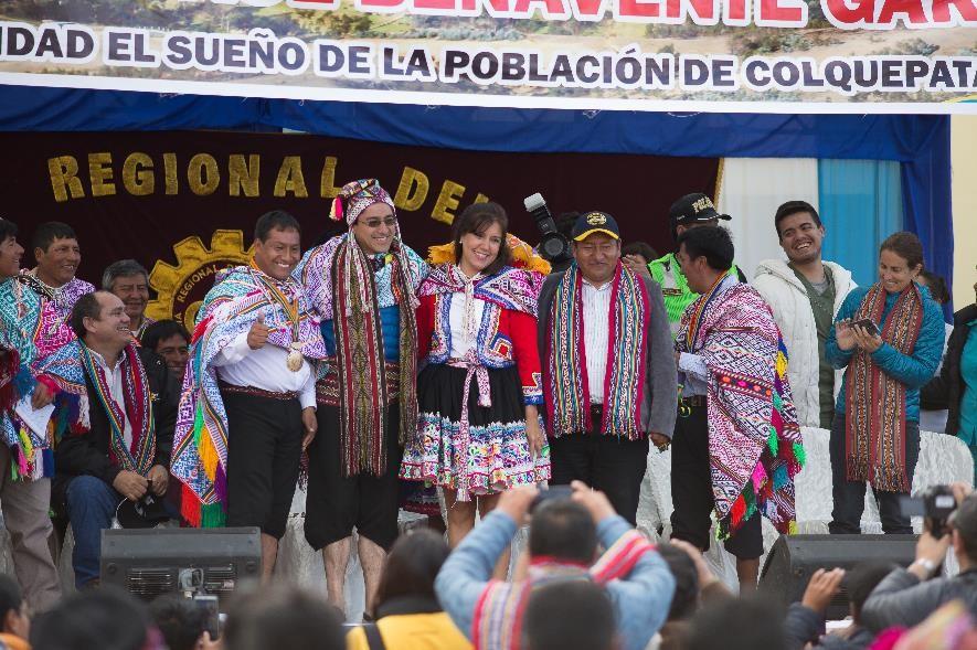Ferreyros inicia ejecución de nueva obra de agua y saneamiento en Cusco por más de S/ 21 millones