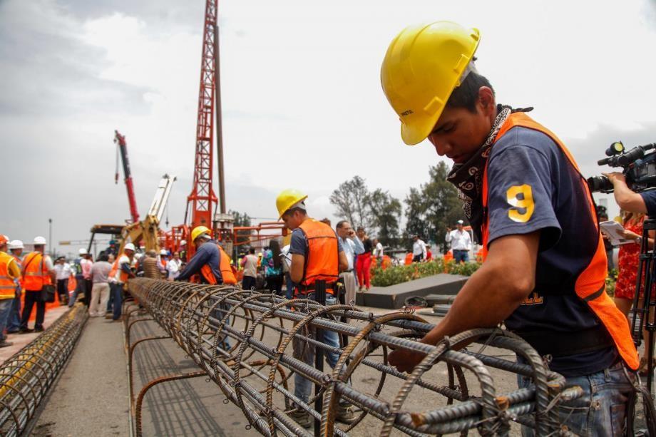 Ministerio de Trabajo indica que en el sector de la construcción existe mayor riesgo de accidente laboral