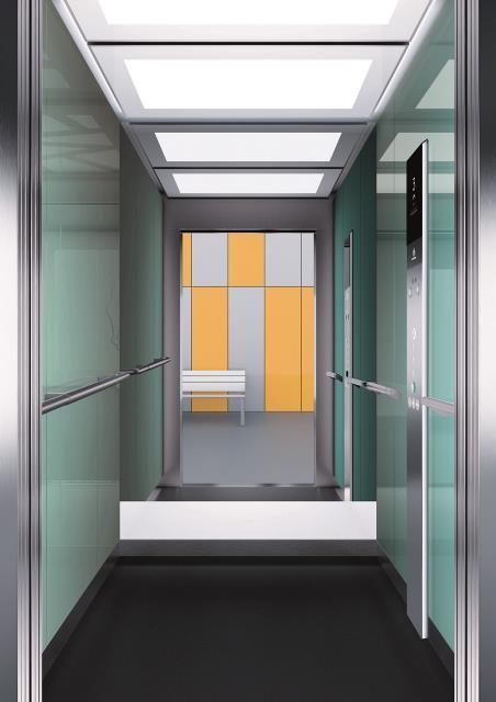 Thyssenkrupp presenta Evolution, un nuevo concepto de ascensor para el mercado de medio y alto tráfico