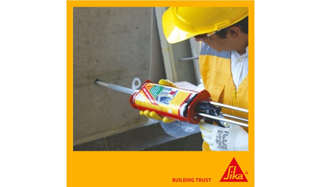 SIKA PERÚ - Adhesivo Epóxico para Anclajes de Alta Capacidad de Carga Sika Anchorfix®-3001