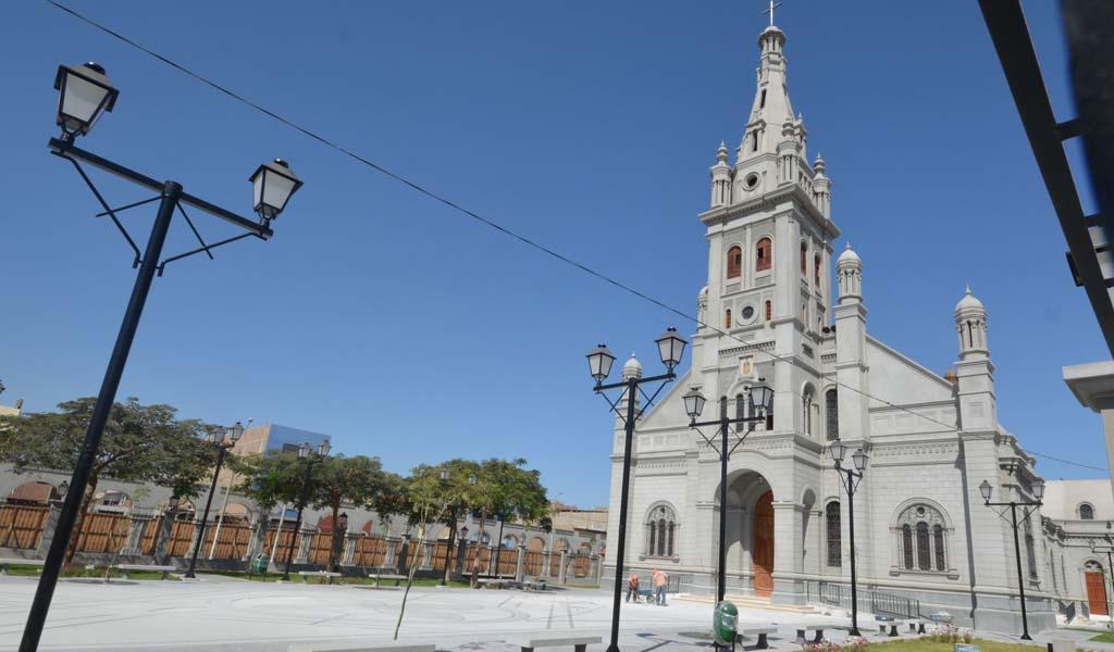 Ica: nuevo Santuario del Señor de Luren será inaugurado el 14 de junio
