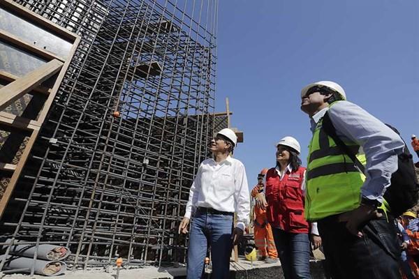 Obras de reconstrucción en el norte deben desarrollarse con dinamismo