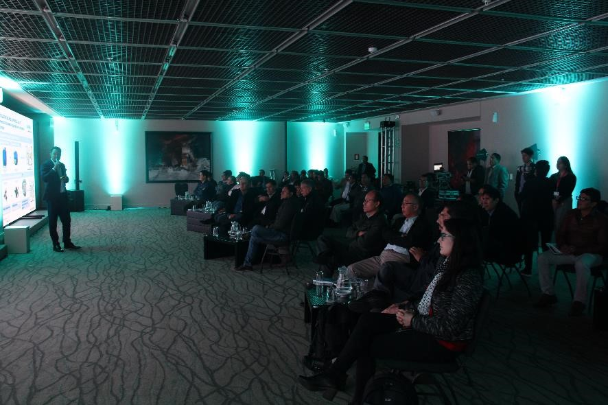 Siemens Perú presentó la conferencia sobre digitalización en el sector eléctrico