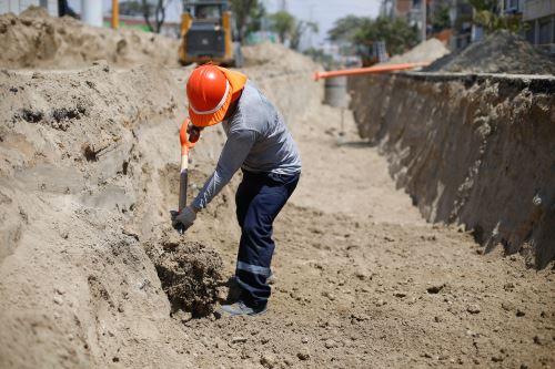 Pobladores de Ayacucho a favor de Megaproyecto de agua en la región
