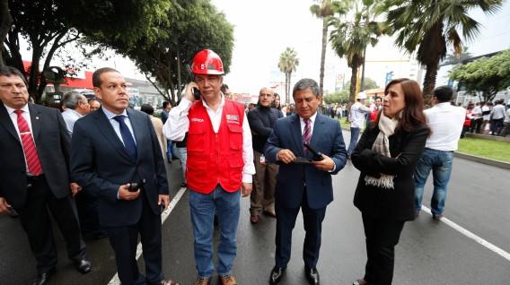 Viceministros presentaron su renuncia al Ministerio de Vivienda