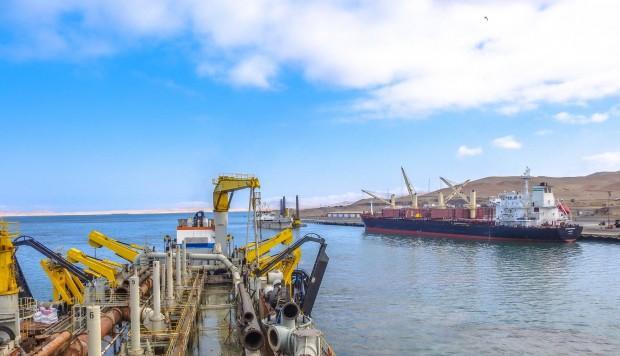 Senace ordena evaluación de obra de almacén de minerales en la Reserva de Paracas