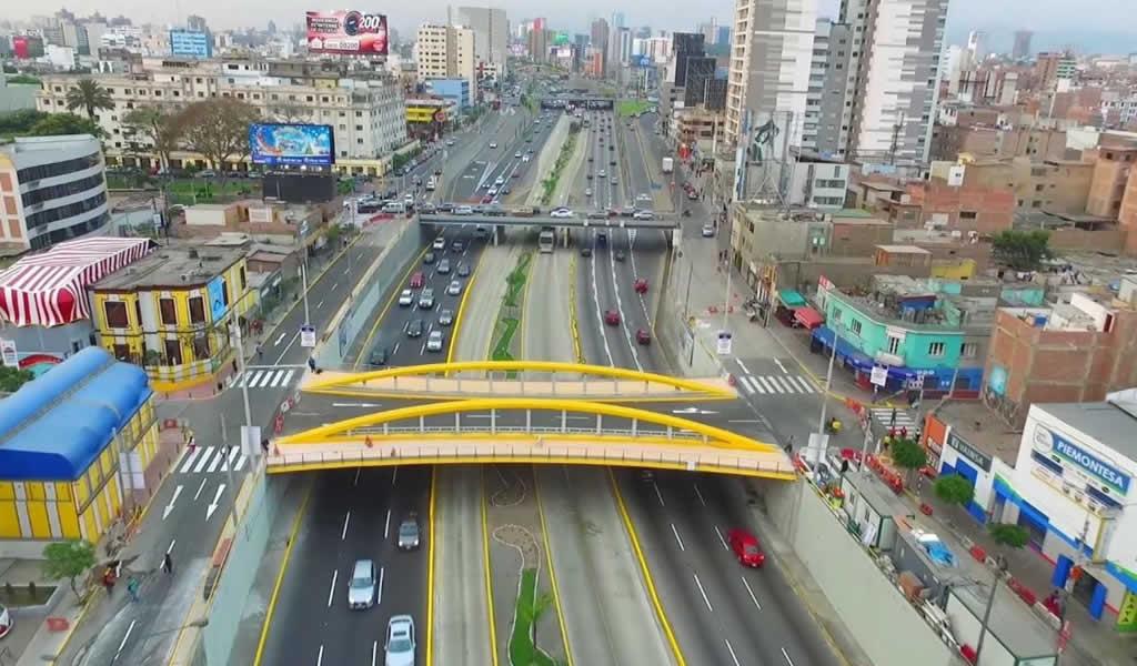 Observan irregularidades en construcción de puente Leoncio Prado en Miraflores