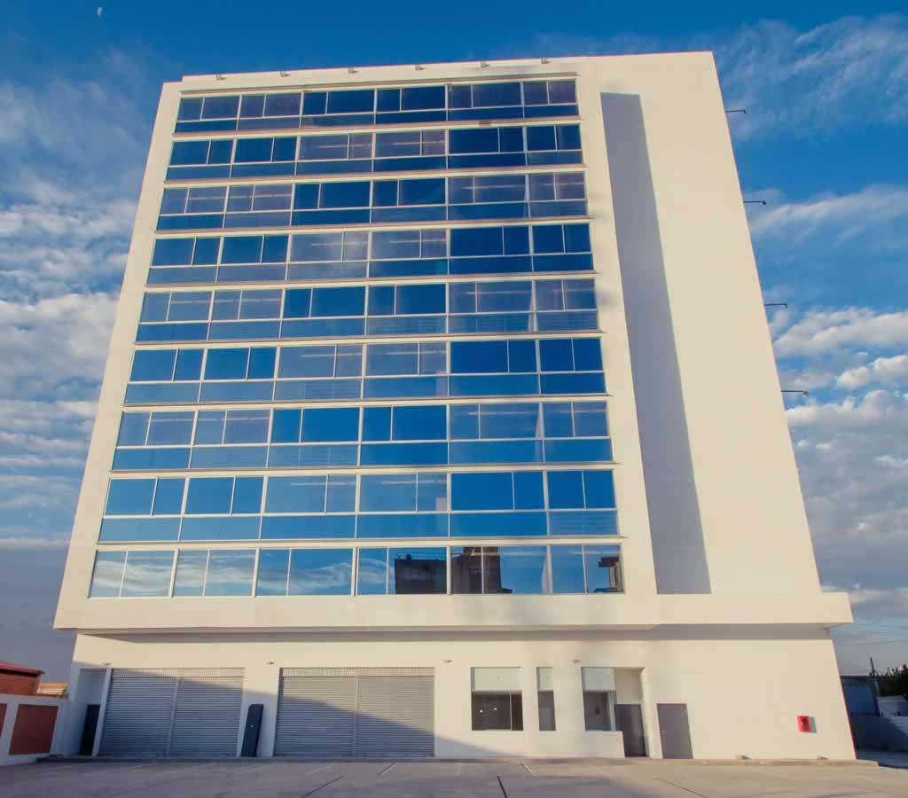 Oficinas corporativas en Arequipa se revalorizan 10% anual