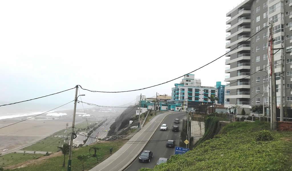 Costa Verde: licencias a construcciones en acantilados serán evaluadas