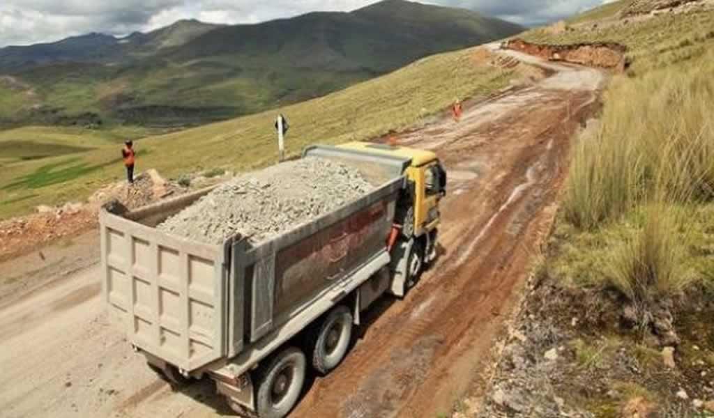 Corredor vial Apurímac-Cusco-Arequipa dinamizará agro y ganadería