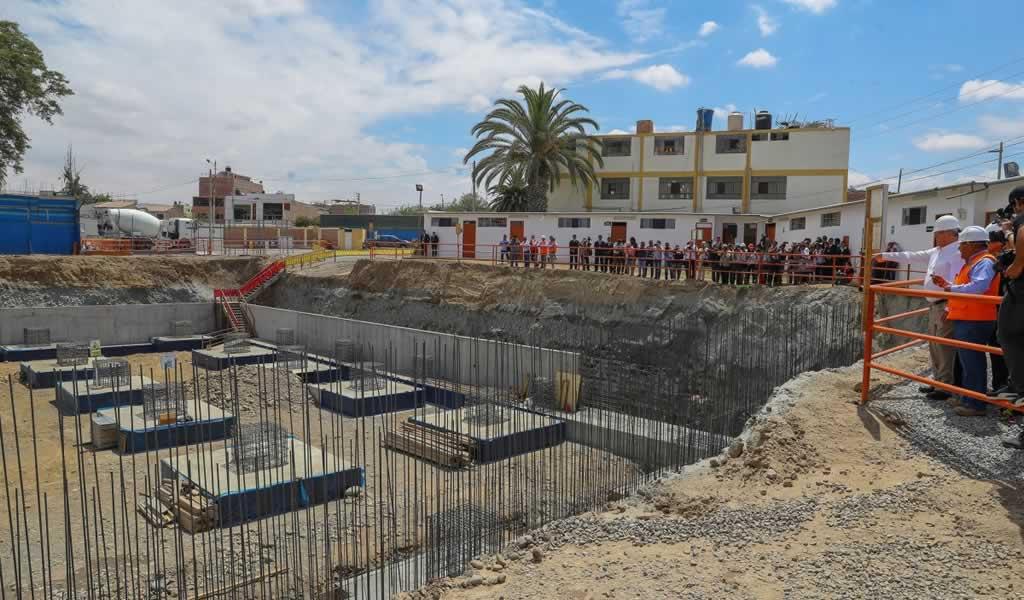 Ministerio de Salud anunció la construcción de dos hospitales en Madre de Dios