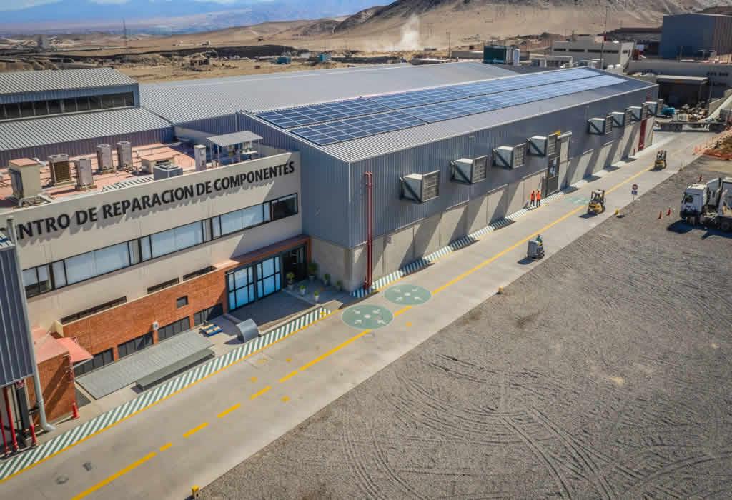Ferreyros incorpora paneles solares en su complejo La Joya en Arequipa