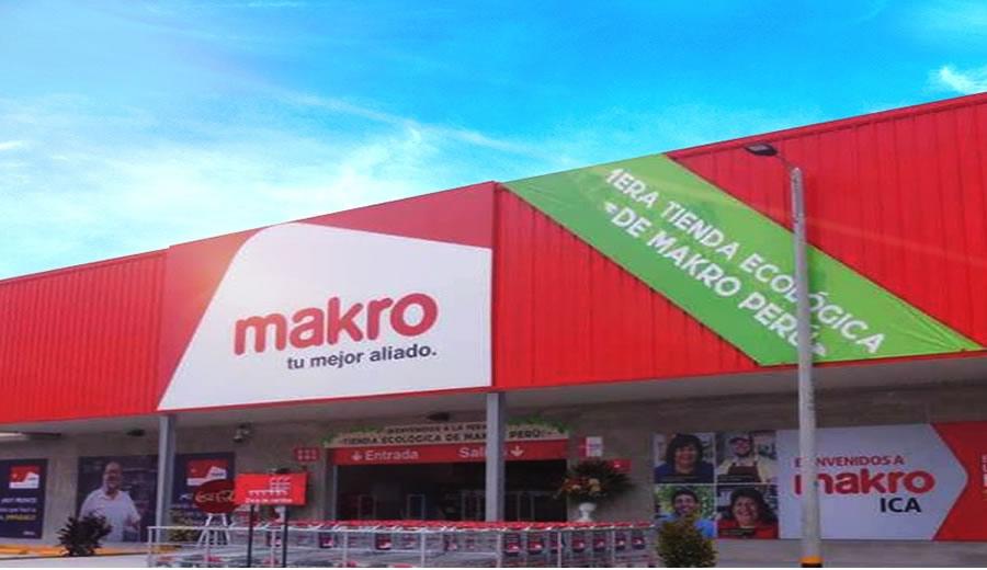 Makro Ica obtiene la certificación LEED por su construcción sostenible