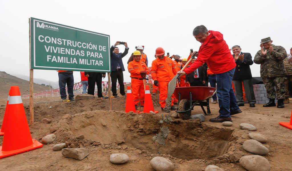 Inician construcción de megaproyecto inmobiliario con cerca de 6 mil viviendas sociales en el Rímac