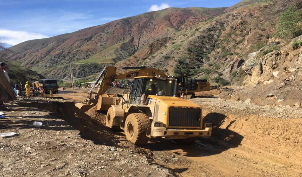 MTC transfirió S/ 104 millones a Loreto para obras viales y proyectos de inversión