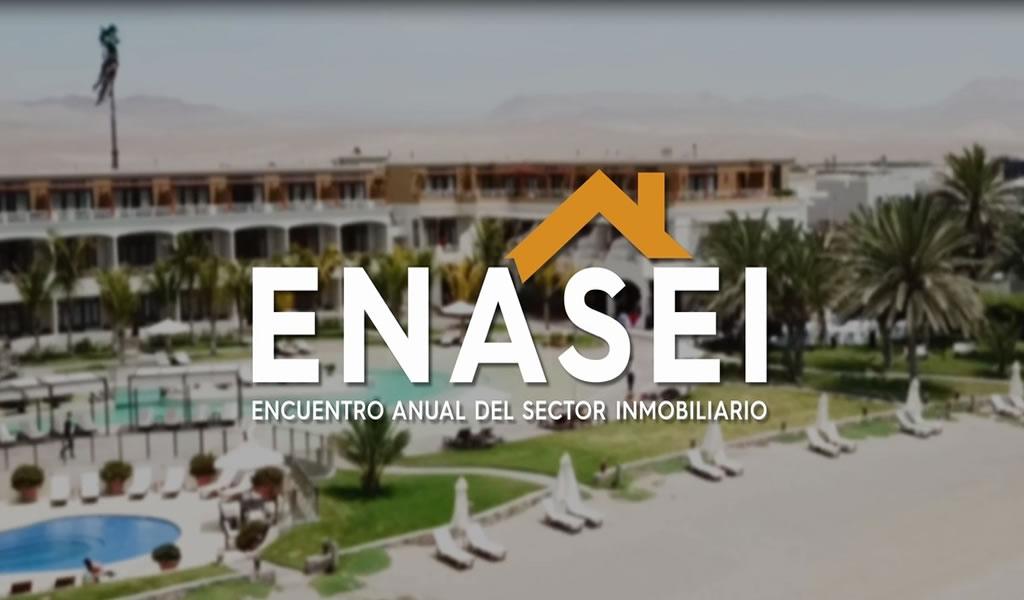 ENASEI reunirá a las empresas más importantes del mercado inmobiliario