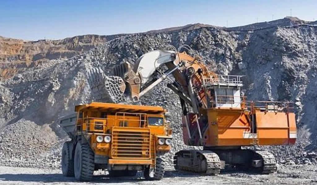 Inversiones mineras superaron los 3.5 millones de dólares hasta agosto