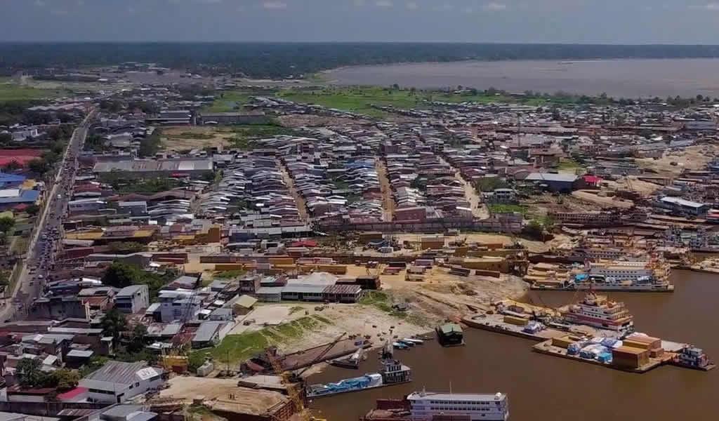 Puerto de Iquitos estará listo en el primer trimestre de 2020, afirma MTC