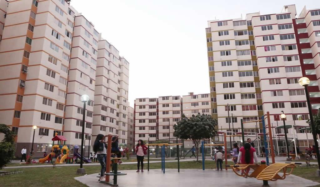 Existen 36,326 viviendas disponibles con Bono Verde en Lima ¿En qué distritos se encuentran?