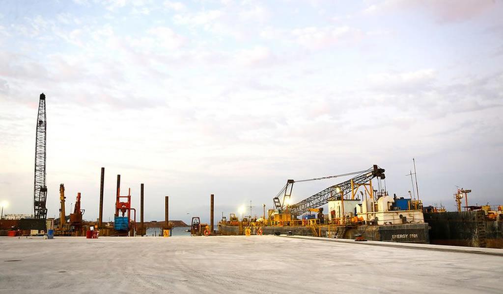 Las ventajas de la primera etapa de la modernización del Terminal Portuario General San Martín