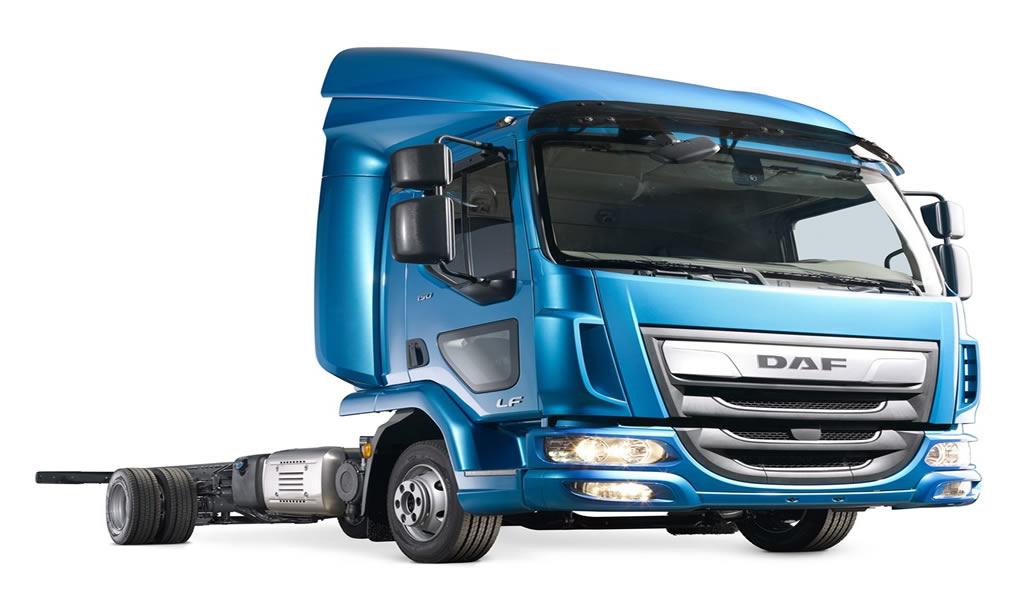 DAF LF elegido el mejor camión ligero en Republica Checa