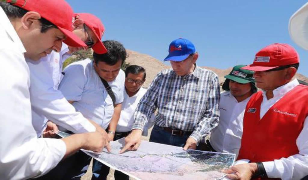 MTC prioriza la conectividad intermodal de Moquegua