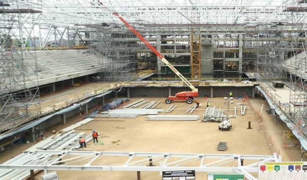 Empresas del sector construcción registran buenos resultados en tercer trimestre