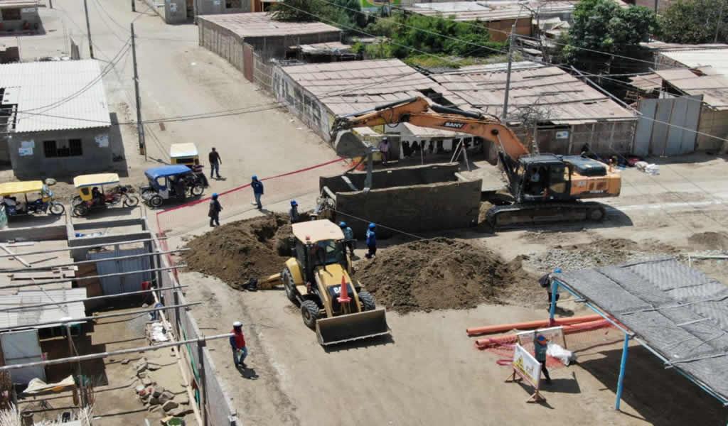 MEF transfiere más de 15 millones de soles para obras de Reconstrucción con Cambios