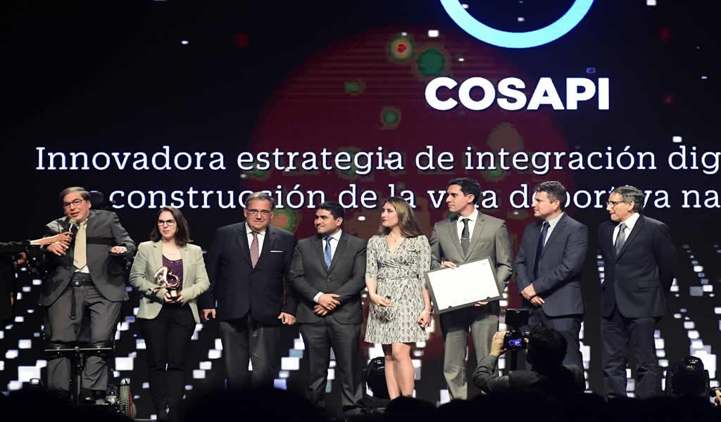 Cosapi es galardonada con el premio Creatividad Empresarial 2019 por el diseño y construcción de la Villa Deportiva Nacional