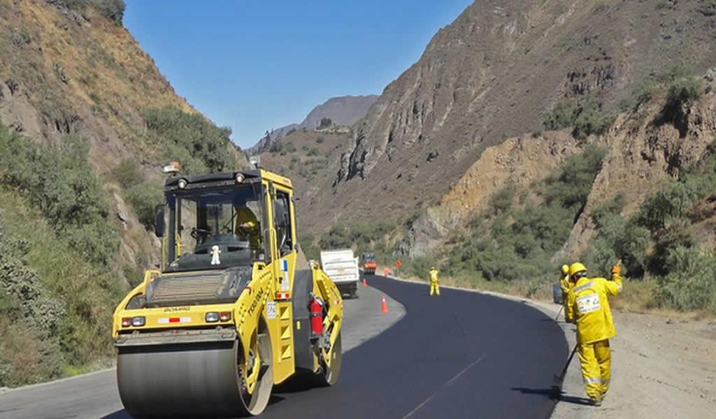 MTC transfiere S/ 52,5 millones a gobiernos locales para mejoramiento de carreteras