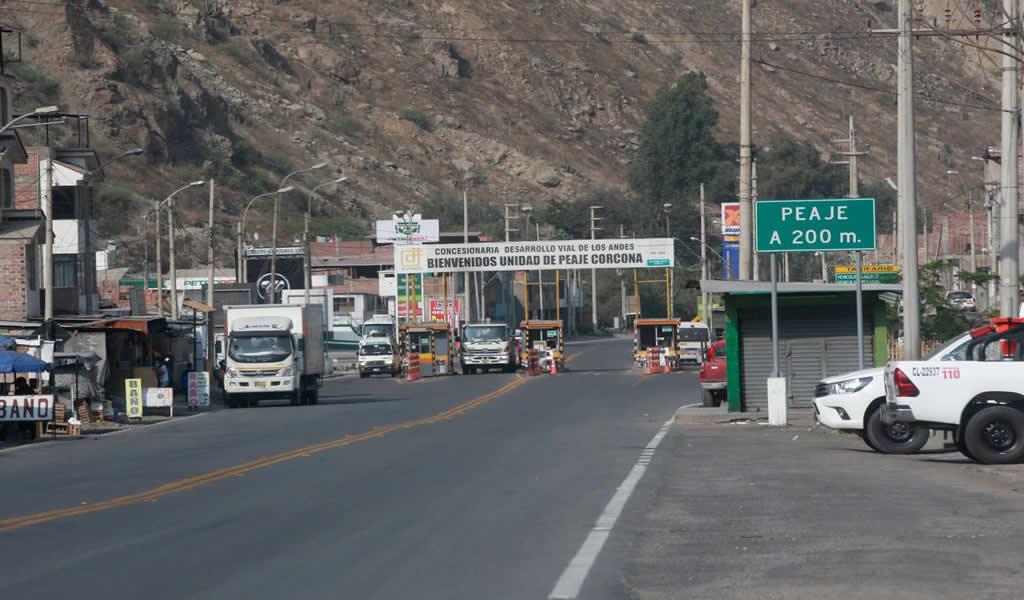 Ampliación de Carretera Central demandará inversión de S/ 11,570 millones