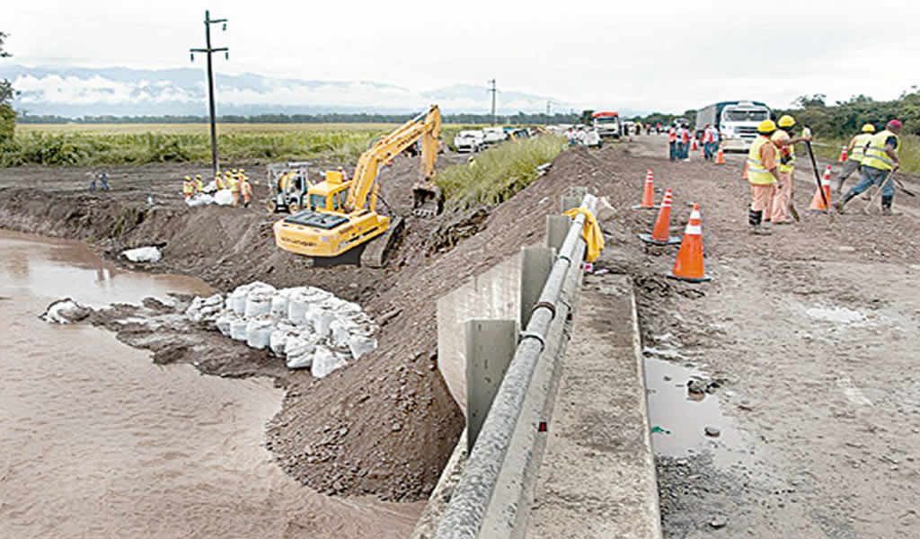La fórmula de los Panamericanos se aplicará para acelerar la reconstrucción del norte