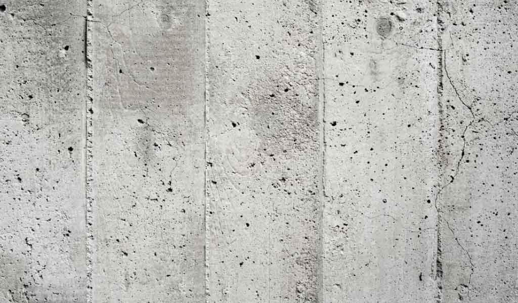 El nuevo tipo de grietas en el concreto son mucho menores que las habituales