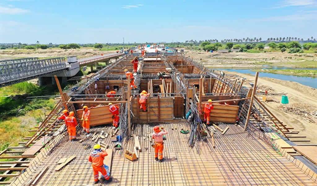 Plan de infraestructura impulsará alza del empleo