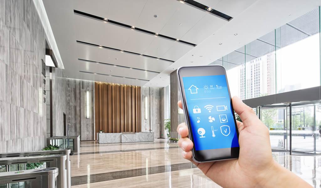 El potencial de la domótica en viviendas, hoteles y oficinas