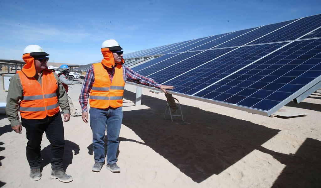 Invertirán más de medio millón de dólares en planta de energía solar en Chincha